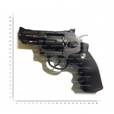 BORNER mod. Super Sport 708 (револьвер металл), картриджи 6шт. 8.4032