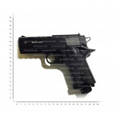 BORNER mod. WC 401 (пистолет пневматический) 8.3070