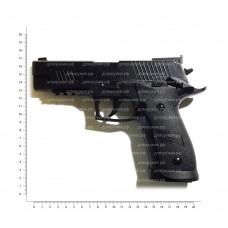 BORNER mod. Z 122 (пистолет пневматический) 8.5010