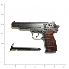 Gletcher APS- NBB Стечкин (пистолет пневматический, металл) 41154