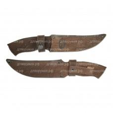 Для нескладного ножа кожаный Чехол №2з