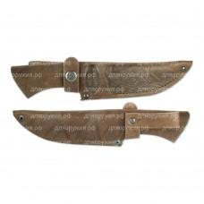 Для нескладного ножа кожаный Чехол №4