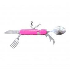 Нож многофункциональный ложка-вилка C-181