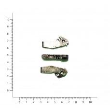 МР-43 (Курок левый собранный без бойка) 00304