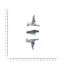 МР-60 (Крючок спусковой нового образца 9) пластм. 52654