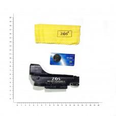 Прицел коллимат. ZOS 1x20x30RD-P (для пневматики) HQ328 HQ328