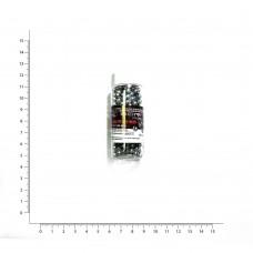 Пули сфер. оцинк. Borner-Premium (250) Банка