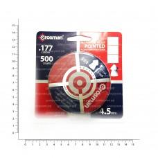 Пульки Crosman Pointed (500) 7,4 гран. 6-11245 (7-Р577)