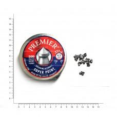 Пульки Crosman Super Point (Premier) 500шт. 6-LSP77
